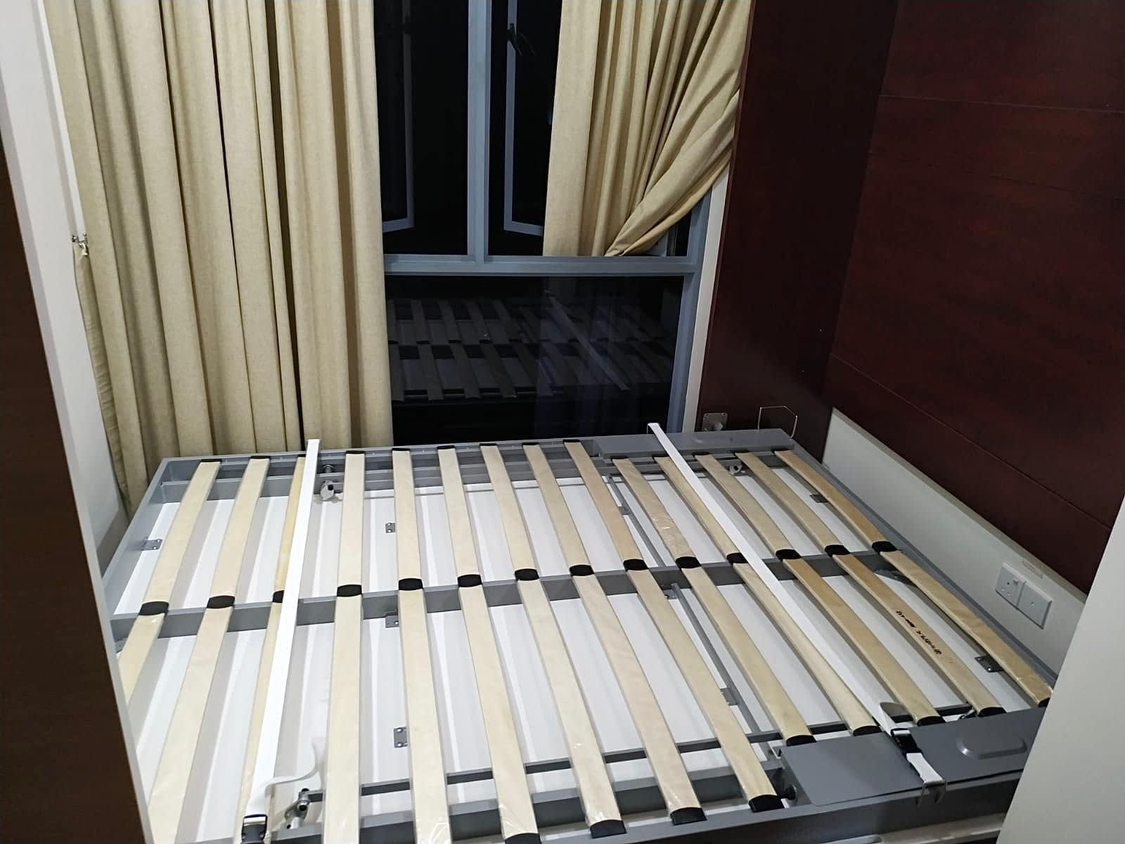assemble wall bed (3)