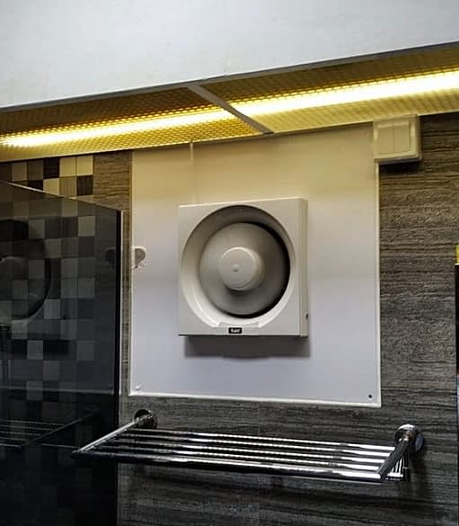 Install Exhaust Fan With Wiring In Woodlands