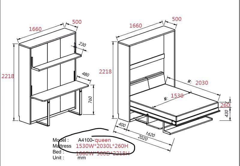 Assemble Wall Bed In Yio Chu Kang Drive