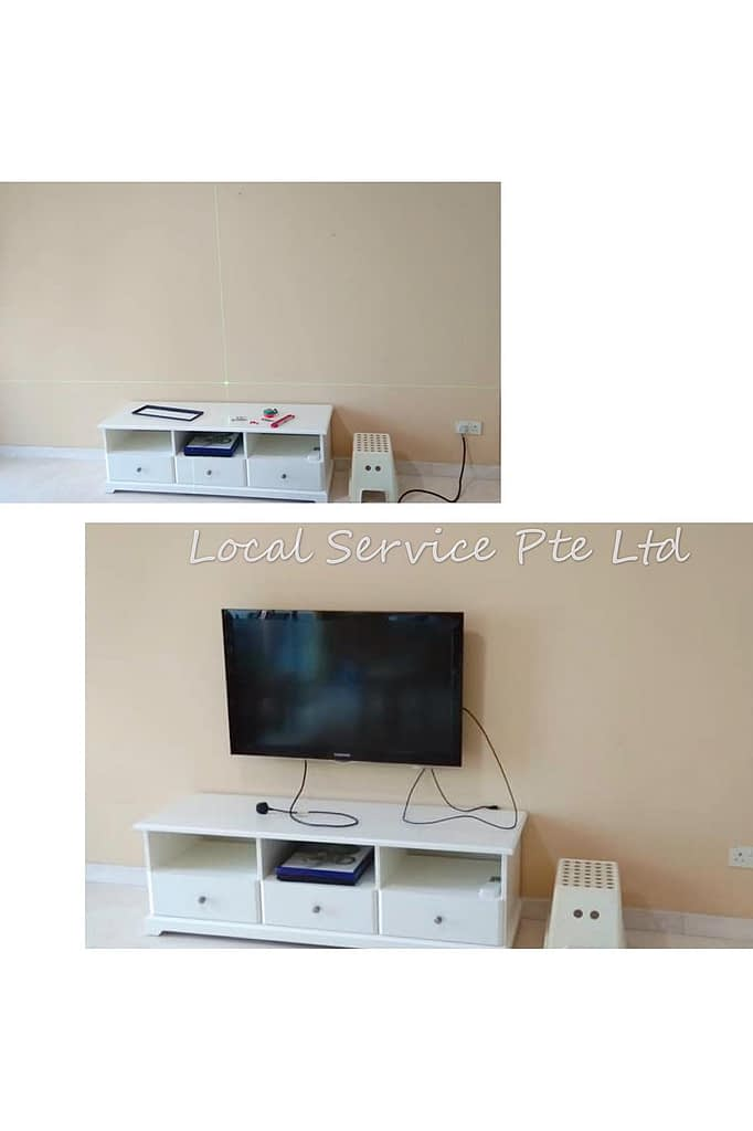 Install TV At West Coast Rise