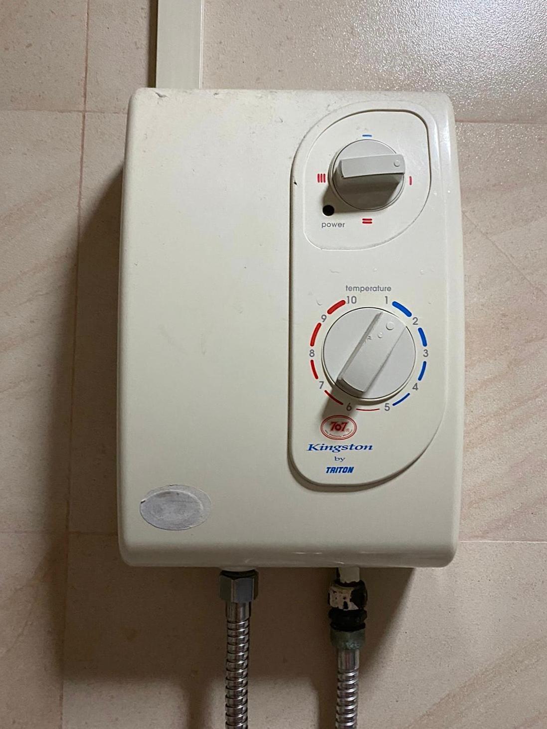 Repalce Water Heater In Sembawang Close
