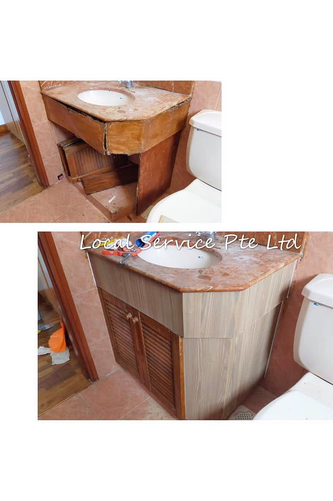repair cabinet