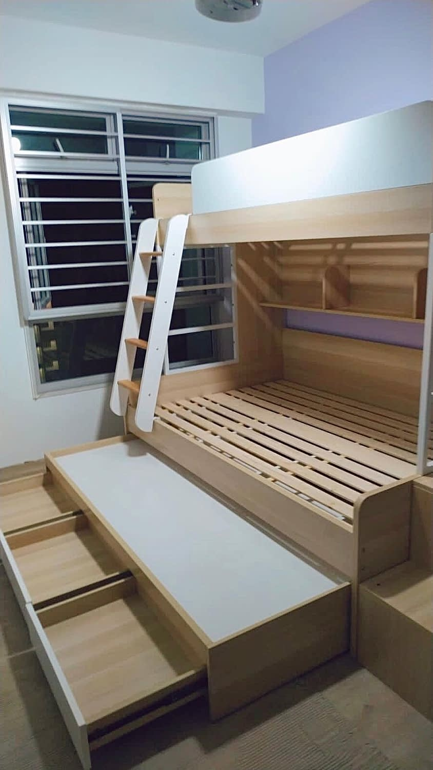 Assemble Bunk Bed