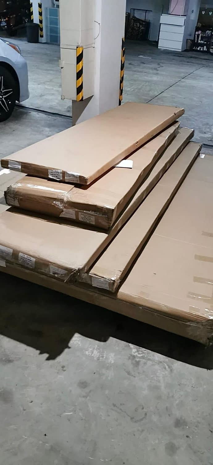 assemble wall bed