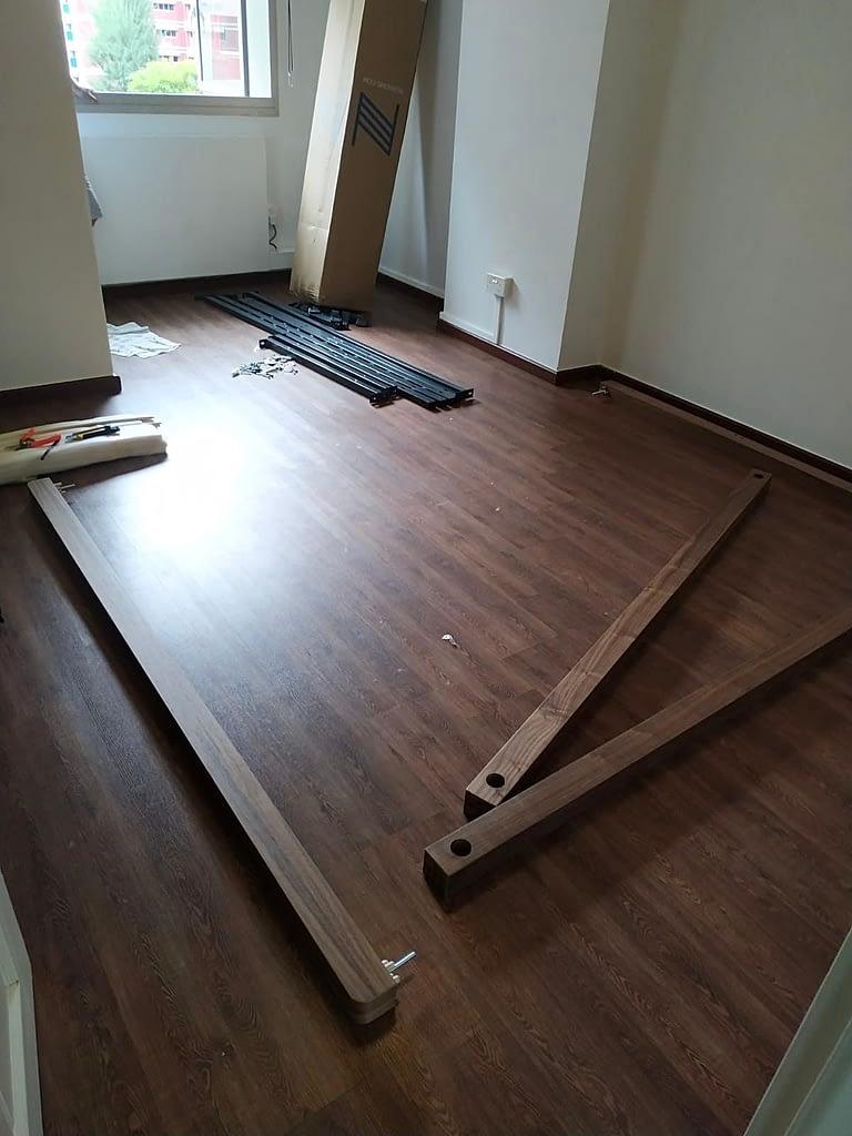 Assemble Bed